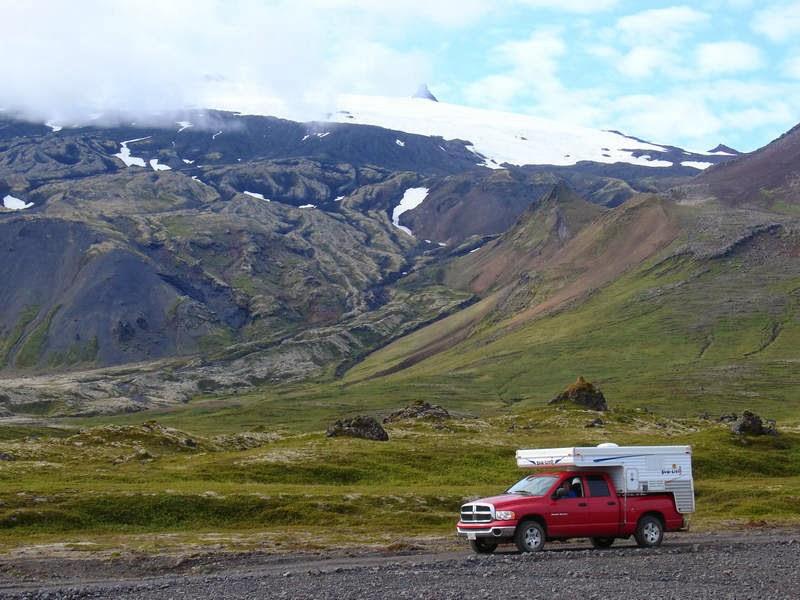 Alquiler de Furgoneta en Islandia