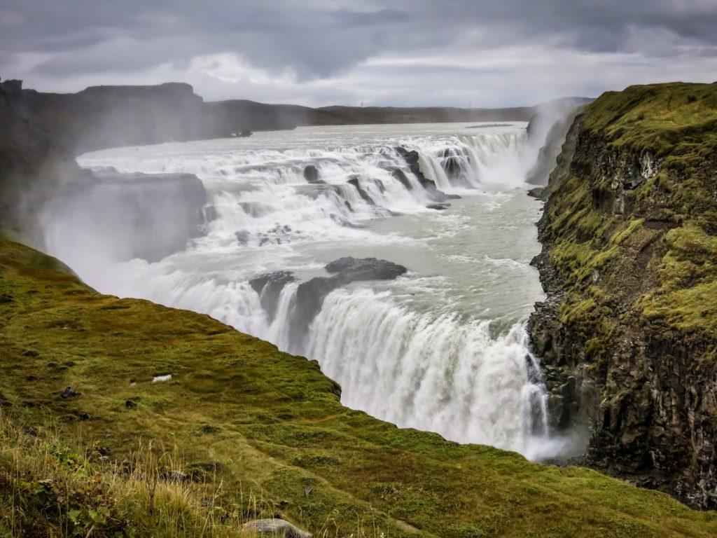 Diario de Viaje en Islandia - Kerid y Cascada Glymur