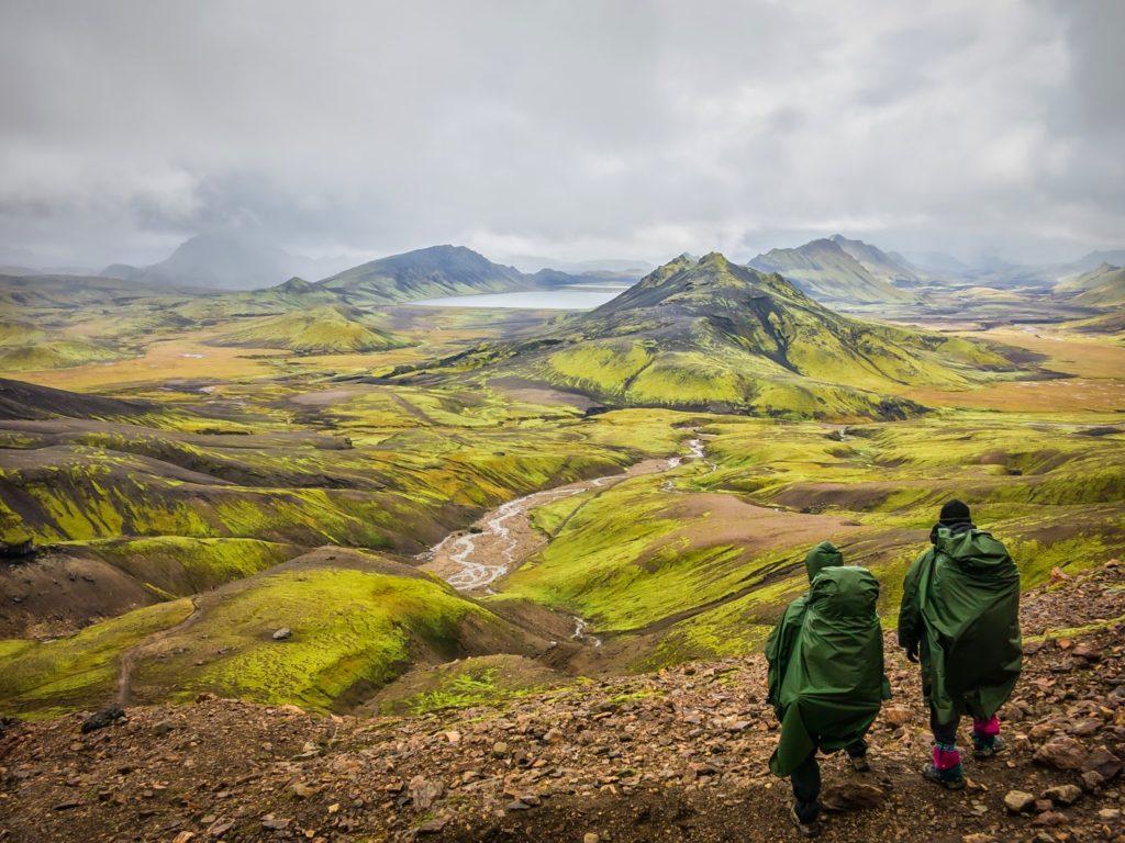 Diario de Viaje en Islandia - Hrafntinnusker - Alftavatn