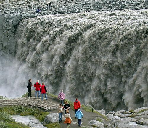 Dettifoss: la cascada más poderosa de Islandia y... Europa