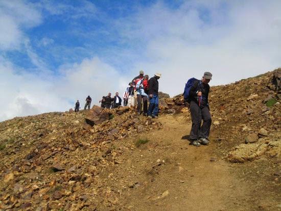 El Trekking de Laugavegur