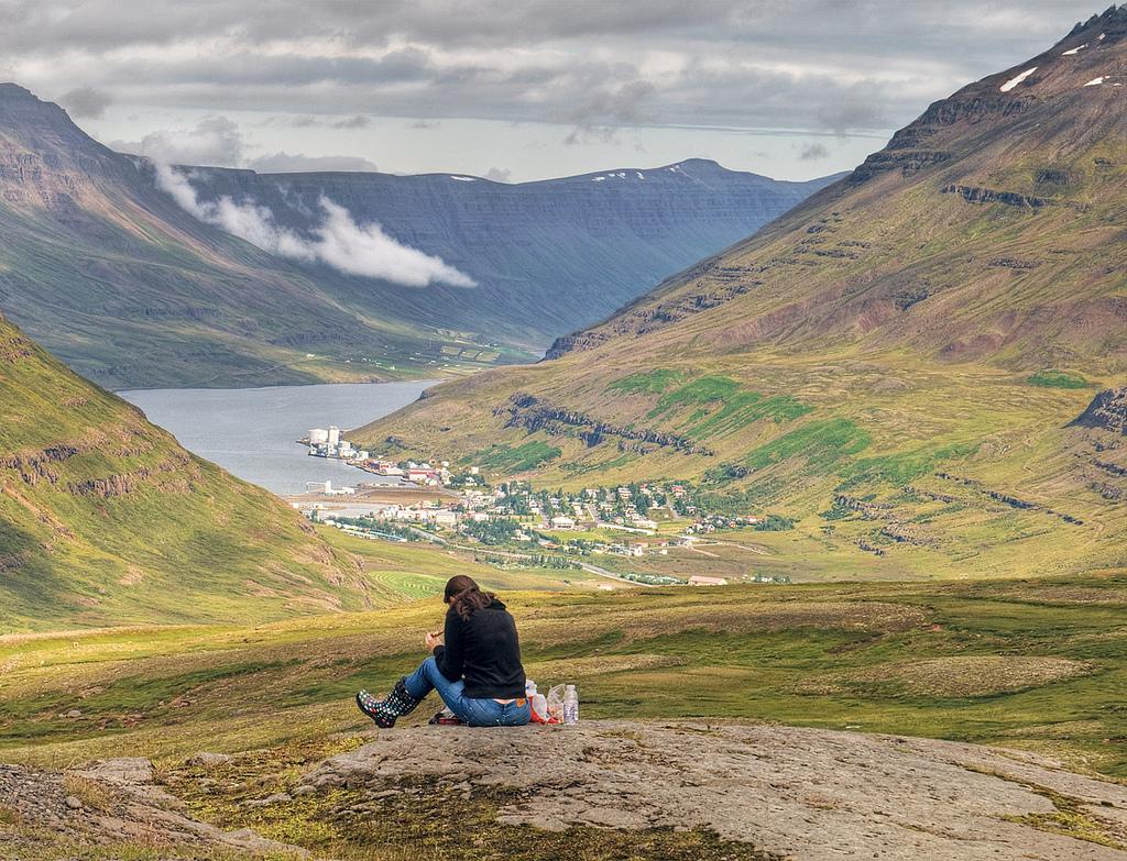 Una visita a Seyðisfjörður