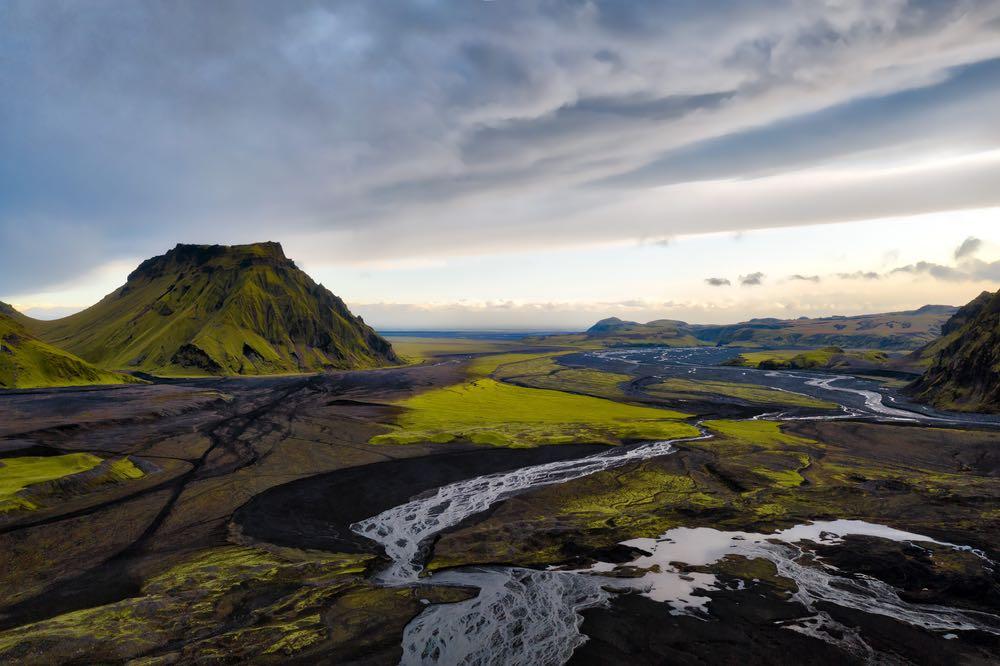 landmannalaugar islandia