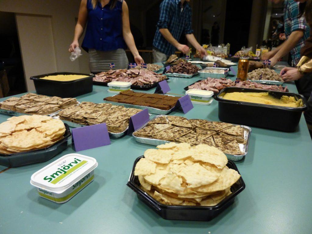 Festival Thorrablót - Descubre la cocina islandesa