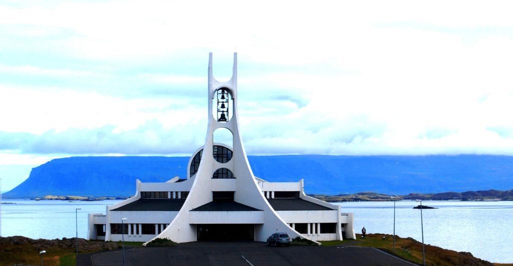 Arquitectura única en Islandia