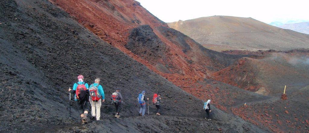 Rutas por Islandia. Senderismo en Thórsmörk