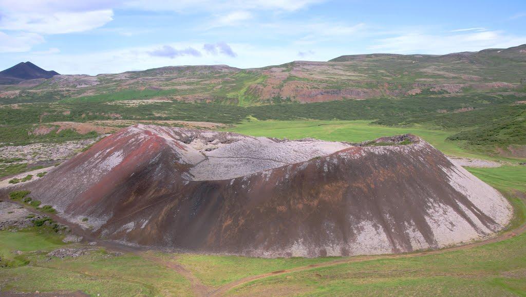 Volcanes, cascadas y la historia de Islandia en Bogarnes