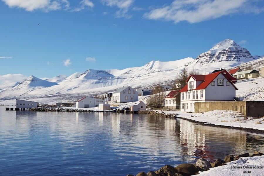 La pequeña Francia en Islandia: Fáskrúðsfjörður