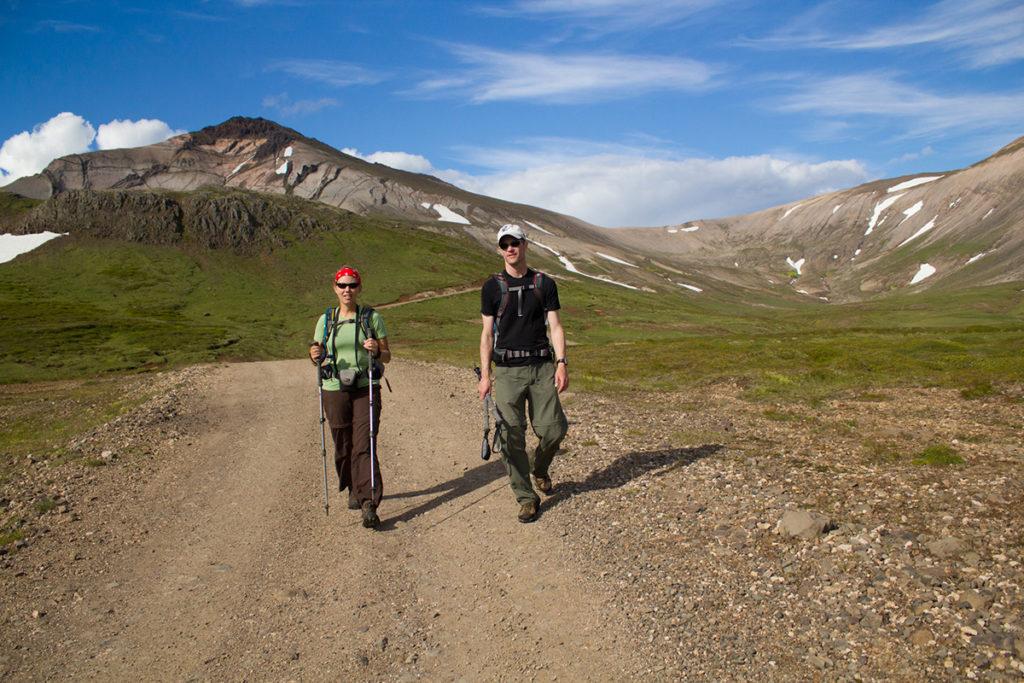 7 Días de senderismo al Este de Islandia - Albergues en Islandia