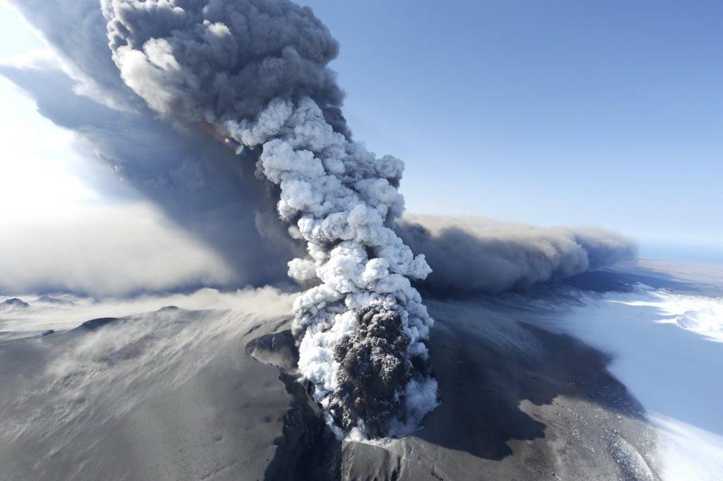 Volcanes de Islandia. Los volcanes más famosos