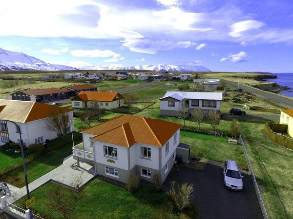 ¿Relax y tranquilidad en Islandia? ¡Visita Hauganes!
