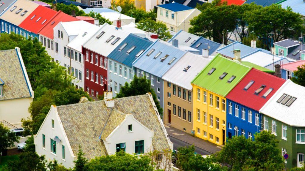 Alquilar un apartamento en Islandia - Alojamientos en Islandia