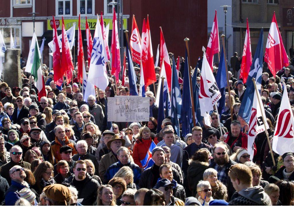¿Cómo se trabaja en Islandia? Salarios y condiciones en 2017