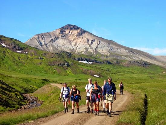 ¡Una ruta de 150 km en Islandia! Senderismo en Víknaslóðir