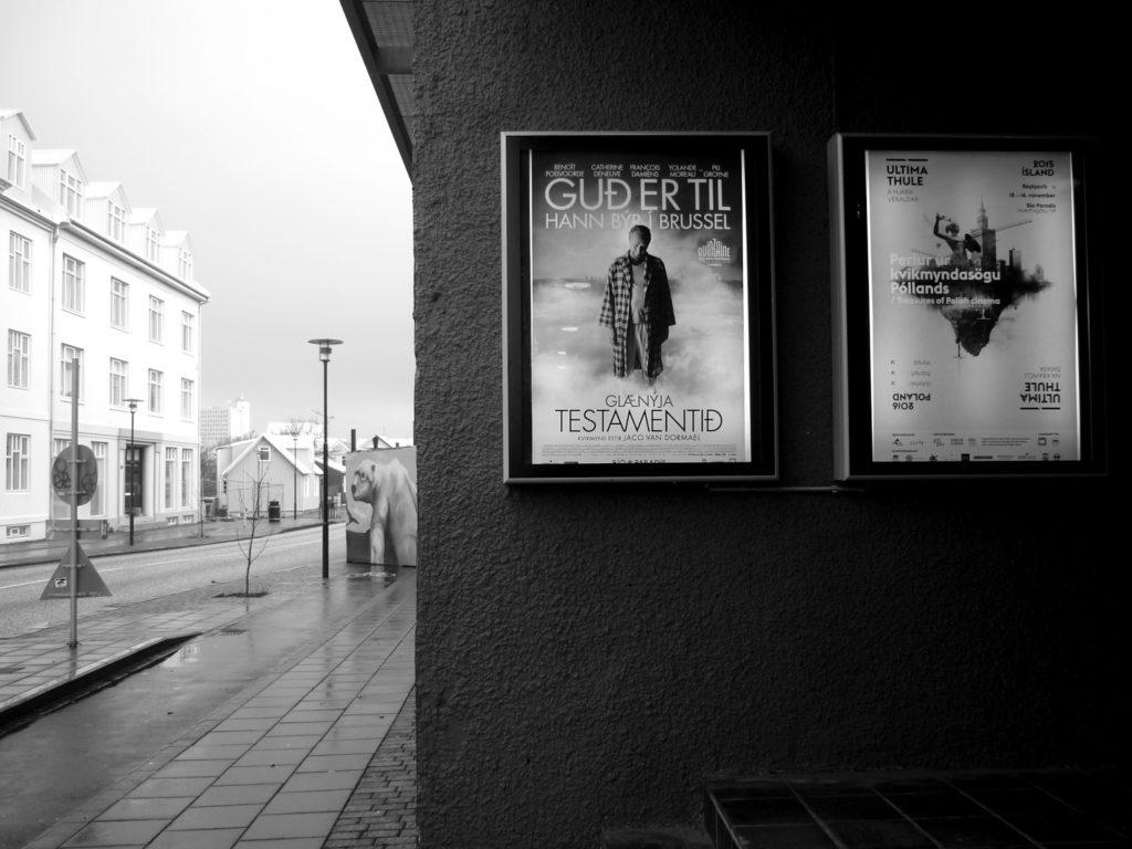 ¡La renacida calle Hverfisgata! Cine y restaurantes en Reikiavik
