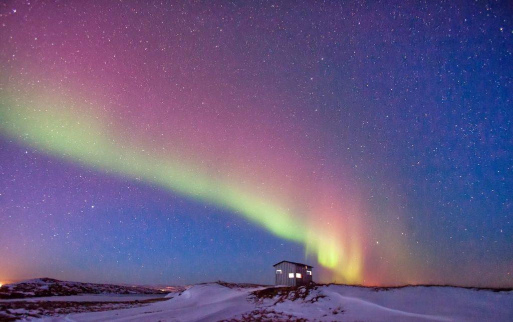 Enero en Islandia. ¿Qué hacer en Islandia?