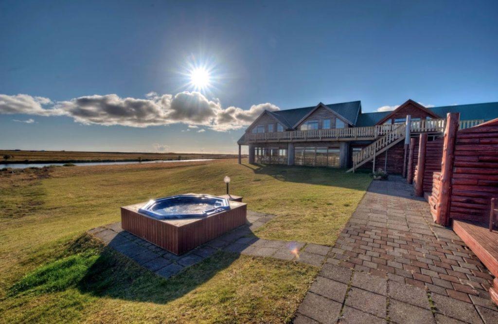 Alojamiento Islandia - Hotel Islandia