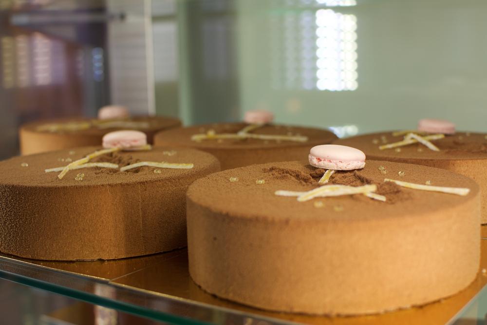 Tartas listas para vender, indispensables en la repostería islandesa
