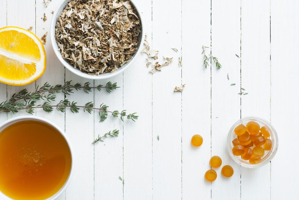 Ingredientes para preparar un té Blóðberg, un recuerdo muy sano de Islandia - Souvenir curioso Islandia