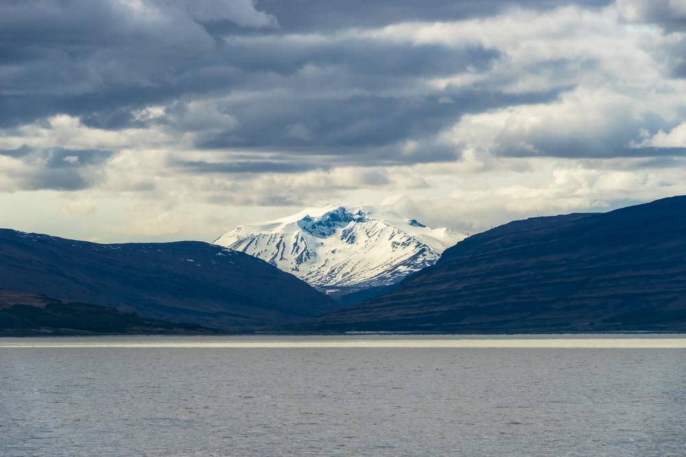 Egilstadir importanrte pueblo pesquero entre las paradas principales de la carretera circular de Islandia
