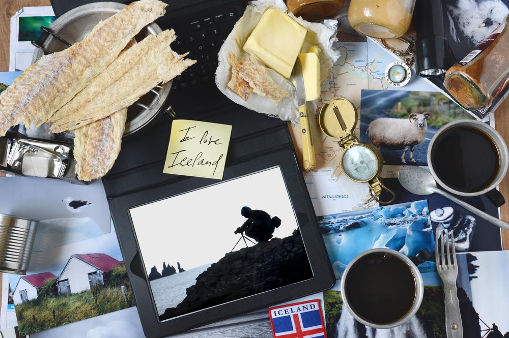 Comida Islandesa sobre fotos y planning del viaje, trucos para viajar a Islandia