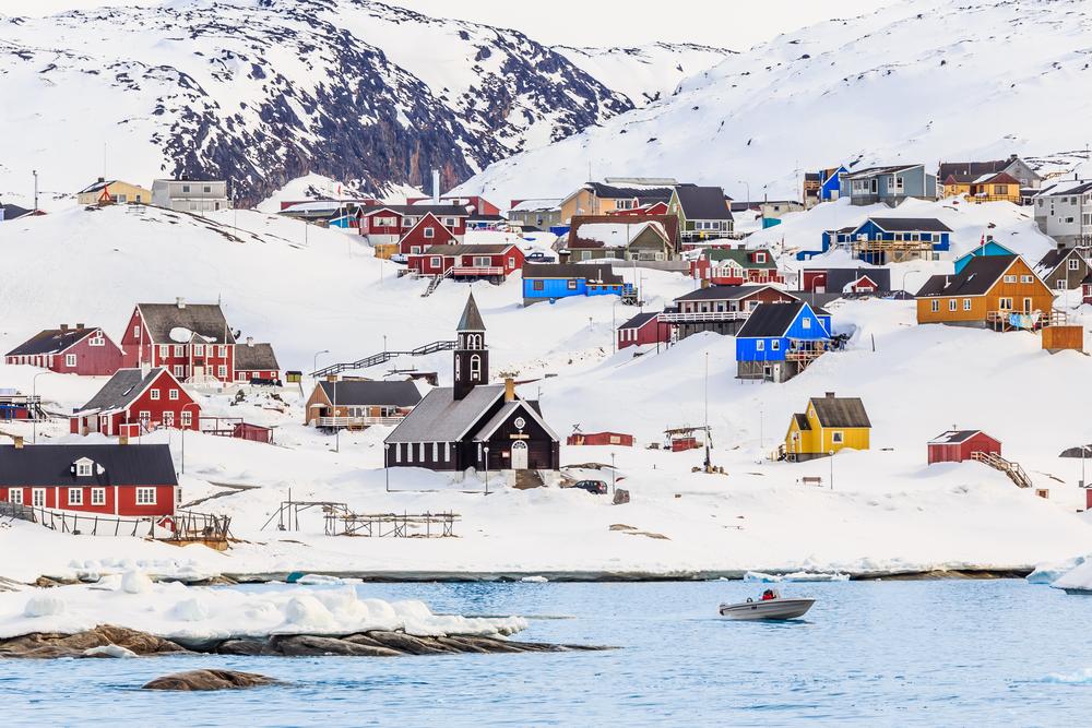 Groenlandia e Islandia comparten incluso similaridades arquitectonicas
