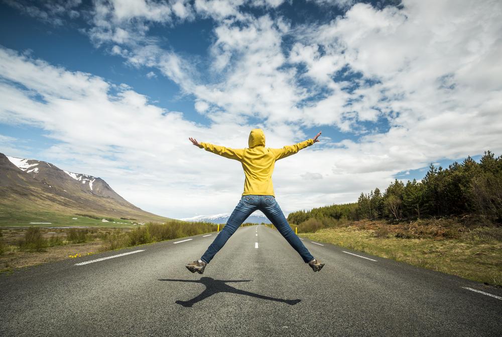 Las rutas en coche por Islandia es una de las formas más populares de viajar
