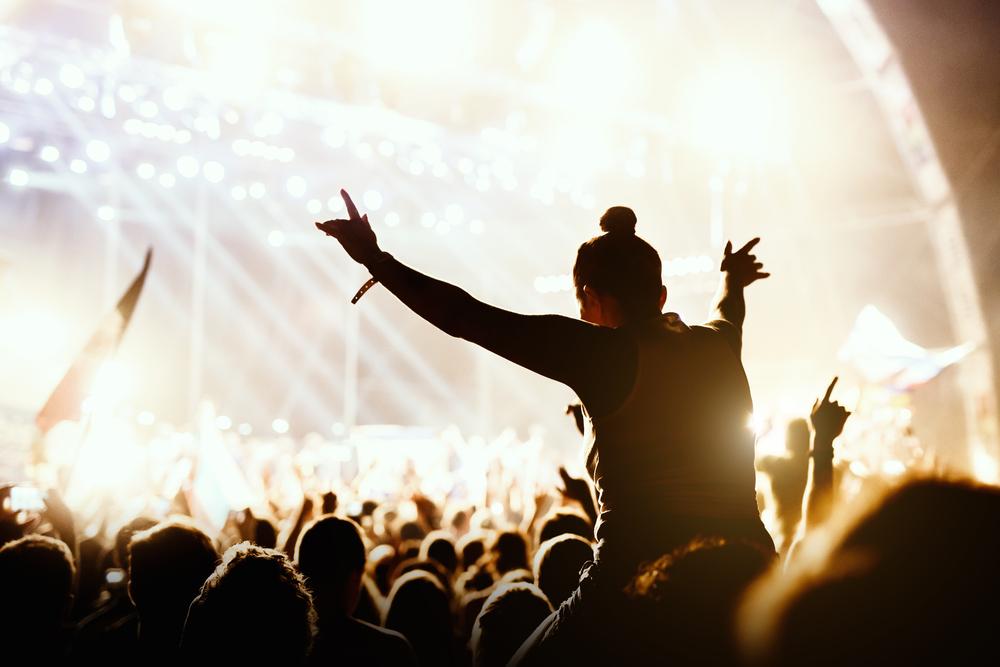 Los festivales en Islandia en agosto suelen incluir musica en directo