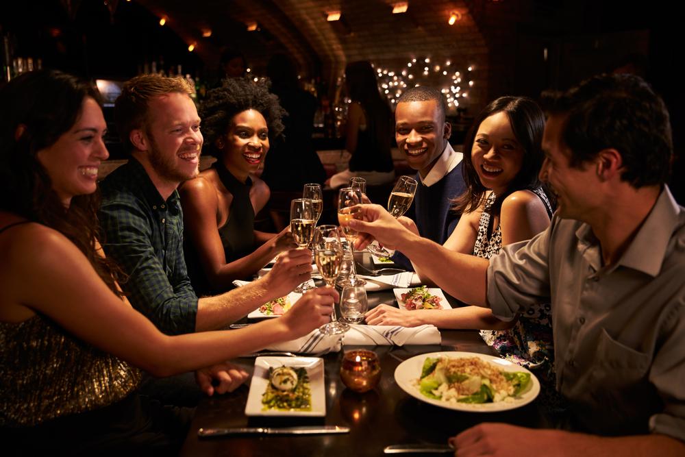 Restaurante en Reikiavik para una gran cena en grupo