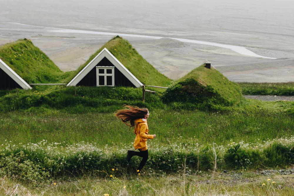 Disfrutando del paisaje con filosofia þetta reddast