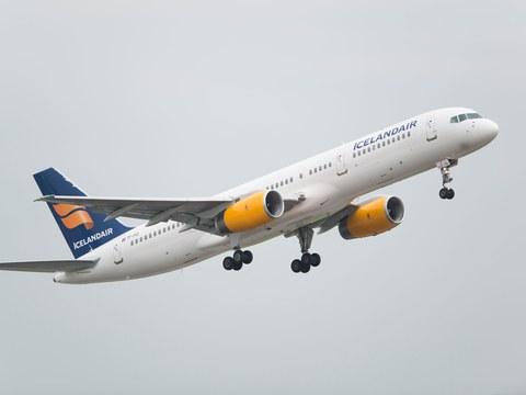Icelandair y WOW Air tienen docenas de destinos internacionales
