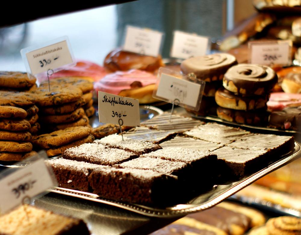 Kaka es en Islandés tarta, no puede faltar en navidad