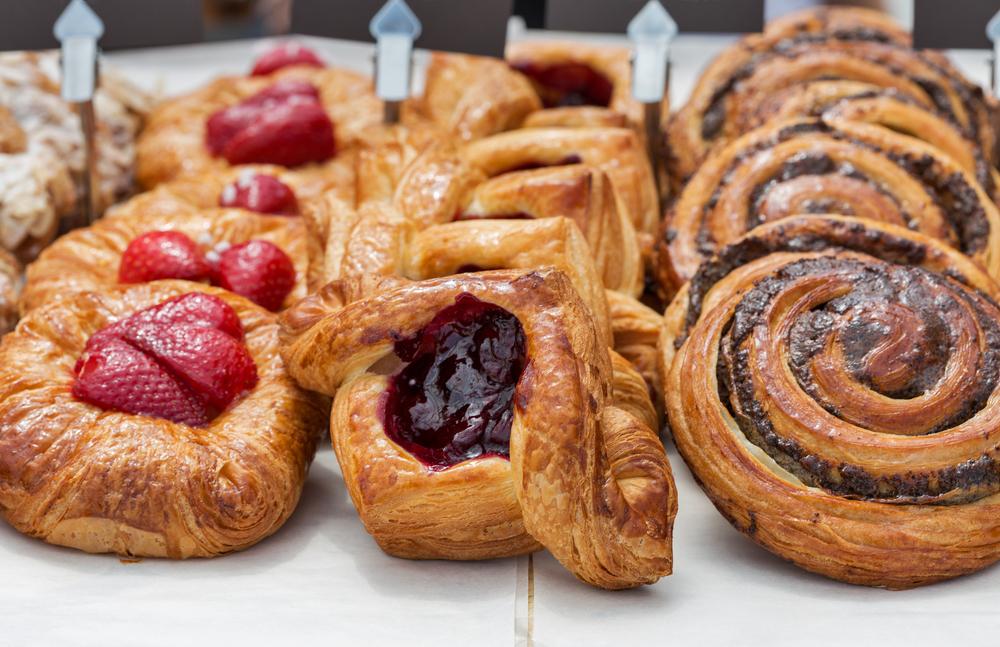 Dulces acompañado de café en las mejores cafeterias de Reikiavik