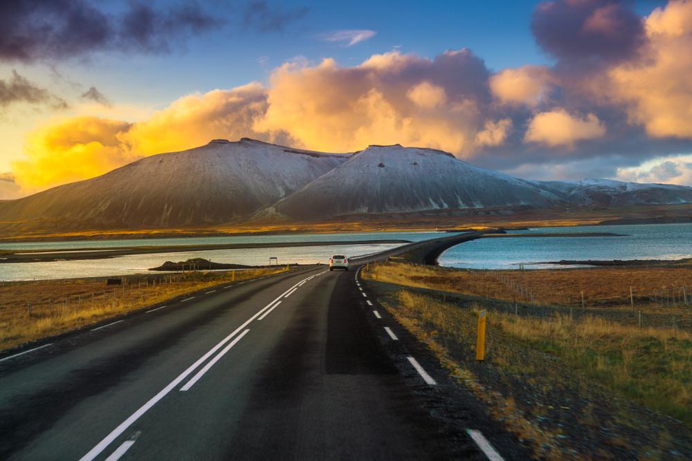 Carretera circular, donde se realizan las paradas más famosas en un viaje por Islandia