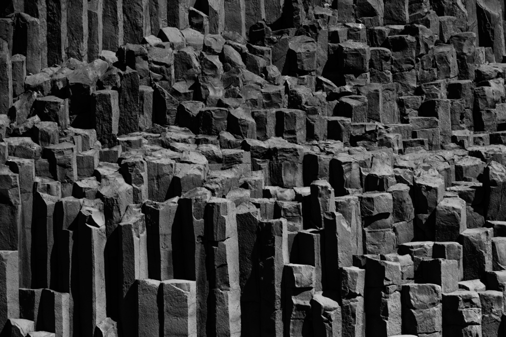 Columnas de Basalto en Islandia | Geología Islandesa