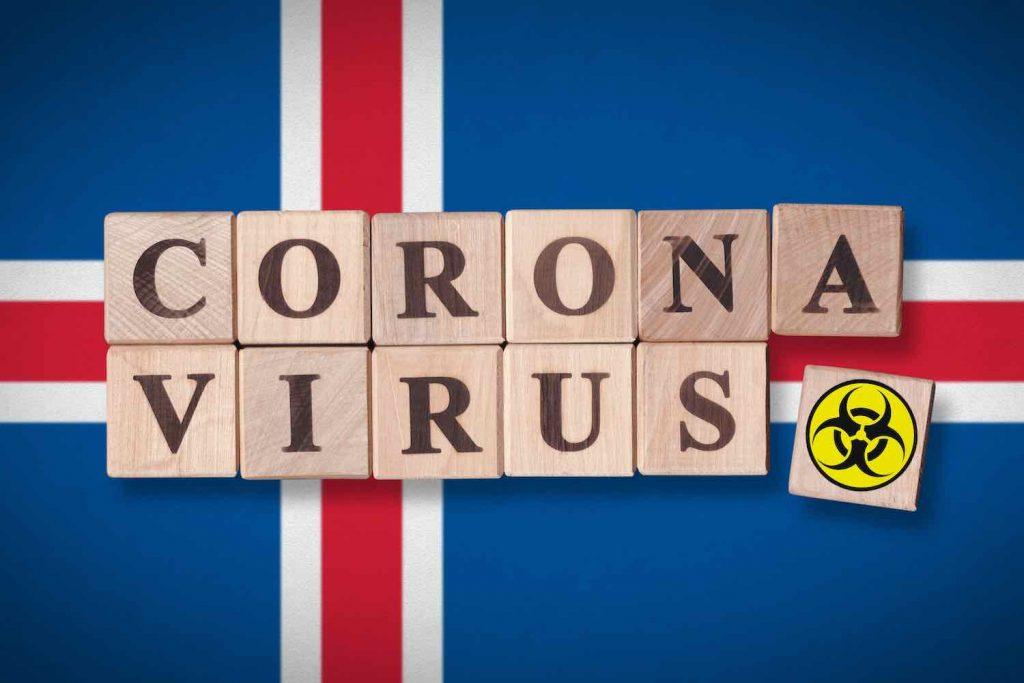coronavirus islandia