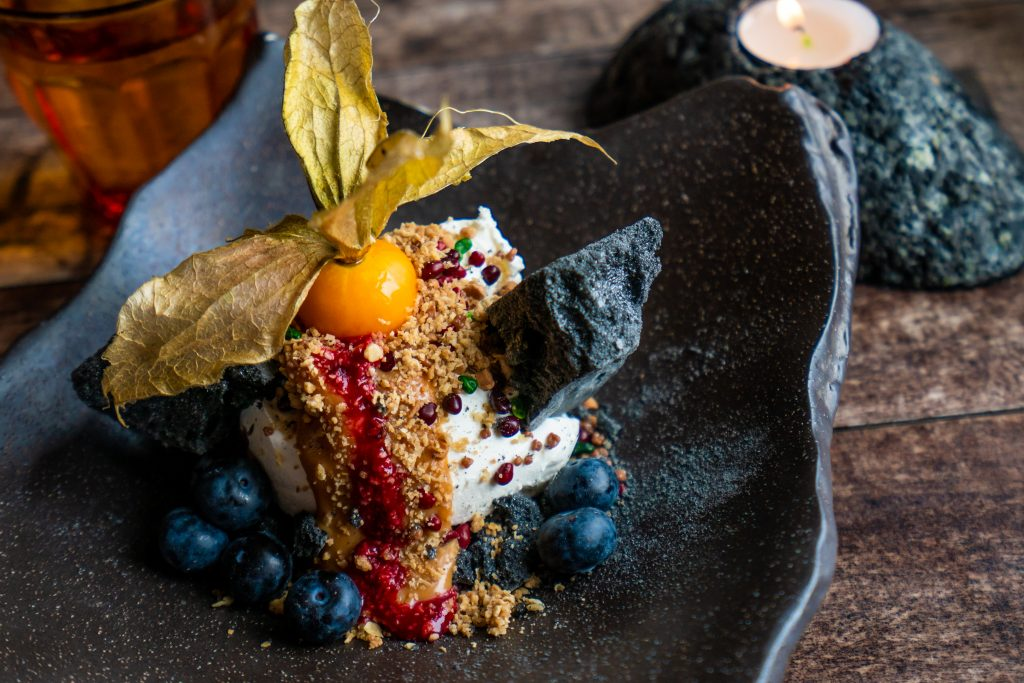 Helado de pan de centeno - Comida típica de Islandia: Lista de los platos más tradicionales