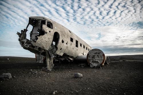 Sólheimasandur - Circuitos Islandia: ¿Qué rutas hay por la isla?