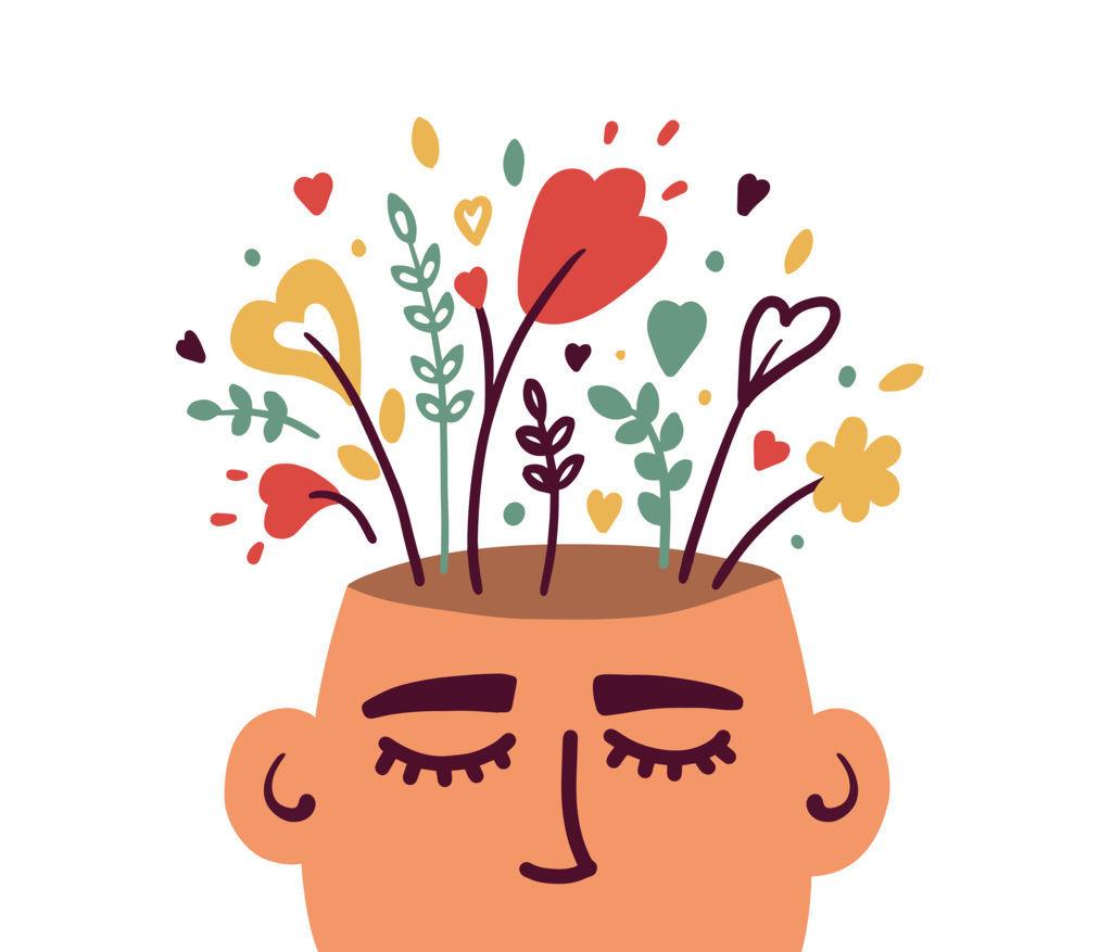 pensamientos y psicología positiva